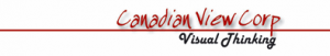 Canadian View Corp. Logo
